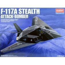 F-117A Stealth Fighter (HP12265) (scara: 1/48)