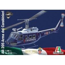 AB 205 ARMA DEI CARABINIERI (HP2739) (scara: 1/48)