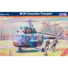 Mi-2T ,,Comandos Transport,, (HPD-152) (scara: 1/72)