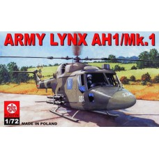 Army Lynx AH1/Mk.1 (HPS-020) (scara: 1/72)
