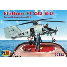 Flettner 282 B-0 (RSM92183) (scara: 1/72)