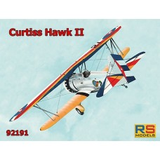 Curtiss Hawk II (RSM92191) (scara: 1/72)