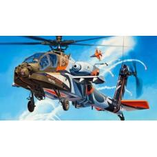 AH-64D Longbow Apache 100 Years Military Aviation (RV4896) (scara: 1/48)