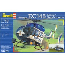 Model Set Eurocopter EC145 Polizei/Gendarmerie (RV64653) (scara: 1/72)
