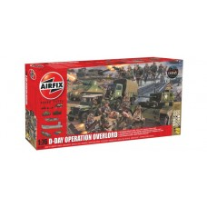 D-Day Operation Overlord Gift Set (AF50162) (scara: 1/76)