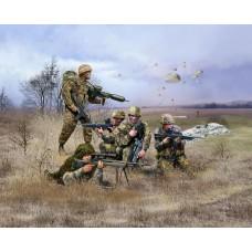 German Paratroopers (RV2521) (scara: 1/72)