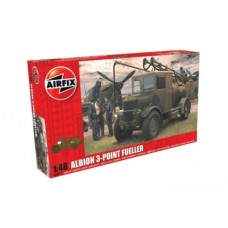 Albion AM463 3-Point Refueller (AF03312) (scara: 1/48)