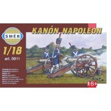 Kanon Napoleon (HP0911) (scara: 1/18)