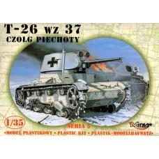 T-26 wz 37 (HP35308) (scara: 1/35)