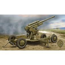 52-K 85mm Soviet Heavy AA gun (early version) (HP72276) (scara: 1/72)