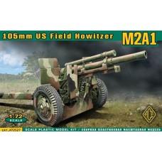 M2A1 105mm U.S. field howitzer (HP72527) (scara: 1/72)