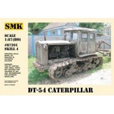 DT-54 Soviet caterpillar (HP87201) (scara: 1/87)