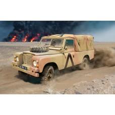 British 4x4 Off-Road Vehicle Series III (109 /LWB) (RV3246) (scara: 1/35)
