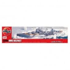 HMS Belfast (AF04212) (scara: 1/600)