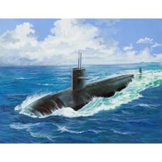 US NAVY SUBMARINES USS DALLAS (RV5067) (scara: 1/400)