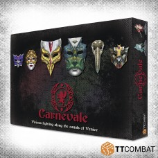 Carnevale - 2 Player Starter Box (TTC-ACC-001)