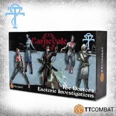 Esoteric Investigations (TTCGX-DOC-006)
