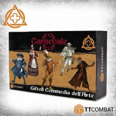 Gifted Commedia dell'Arte (TTC-GFT-001)
