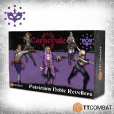 Noble Revellers (TTCGX-PAT-005)
